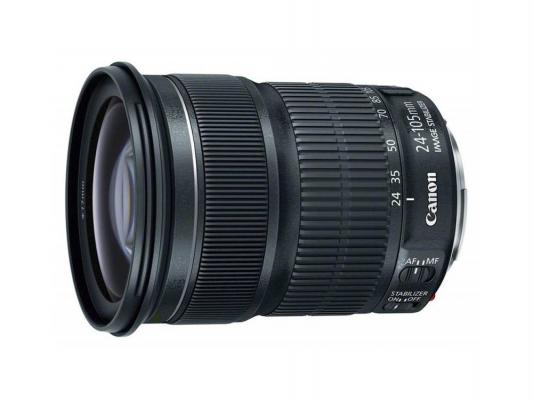 Объектив Canon F3.5-5.6 IS STM 24-105мм F/3.5-5.6 9521B005 объектив