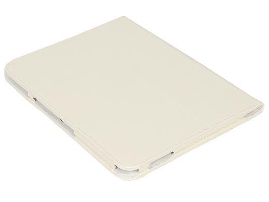 Чехол IT BAGGAGE для планшета Samsung Galaxy Tab4 10.1 искусственная кожа белый ITSSGT1042-0