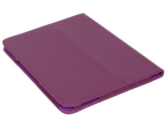 Чехол IT BAGGAGE для планшета Samsung Galaxy Tab4 10.1 искусственная кожа фиолетовый ITSSGT1042-4