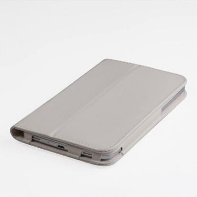 Чехол IT BAGGAGE для планшета Samsung Galaxy Tab4 7.0 искуcственная кожа белый ITSSGT7402-0