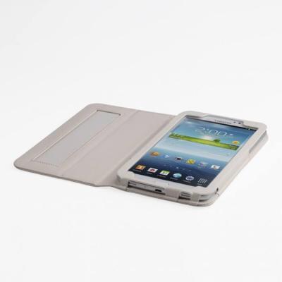 IT-Baggage Чехол IT BAGGAGE для планшета Samsung Galaxy Tab4 7.0 искуcственная кожа белый ITSSGT7402-0