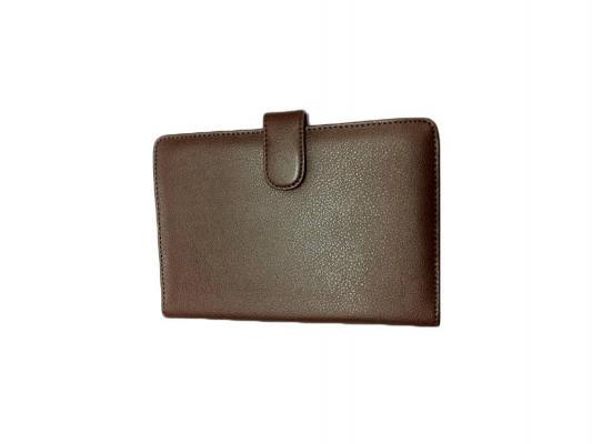 Чехол IT BAGGAGE Универсальный для планшета 6 искусственная кожа коричневый ITKT01-2 чехол it baggage универсальный для планшета 7 искусственная кожа черный ituni73 1
