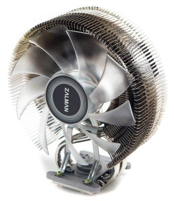 Кулер для процессора Zalman CNPS9800 MAX Socket S775/S1150/1155/S1156/S2011/AM2/AM2+/AM3/AM3+/FM1/FM2/FM2+ cooler for cpu be quiet shadow rock lp s775 s1156 1155 1150 s1366 am2 am3 am2 am3 fm1