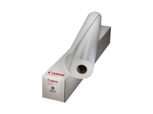Бумага Canon Standart Paper 432ммх50м 80г/м2 1569B006 цена