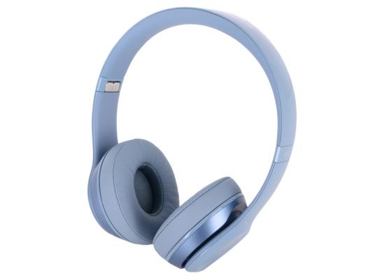 Наушники Apple Beats Solo2 On-Ear Headphones серебристый MH982ZM/A наушники beats ep on ear headphones red ml9c2ze a