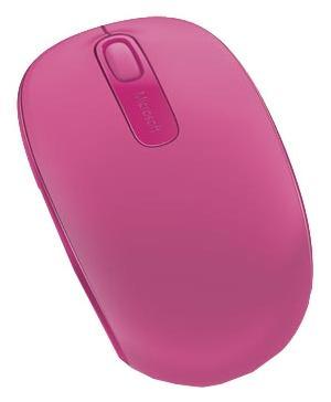 Мышь беспроводная Microsoft Wireless Mobile 1850 розовый USB U7Z-00065 microsoft surface book