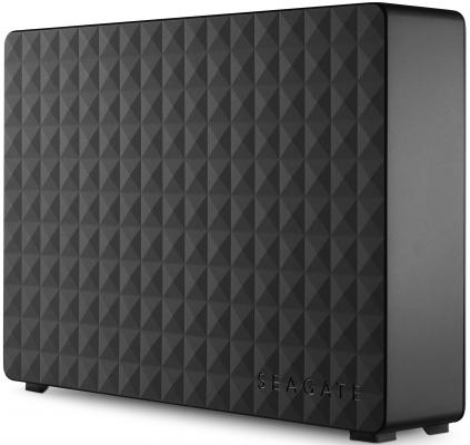 Внешний жесткий диск 3.5 USB3.0 4Tb Seagate Expansion STEB4000200 черный