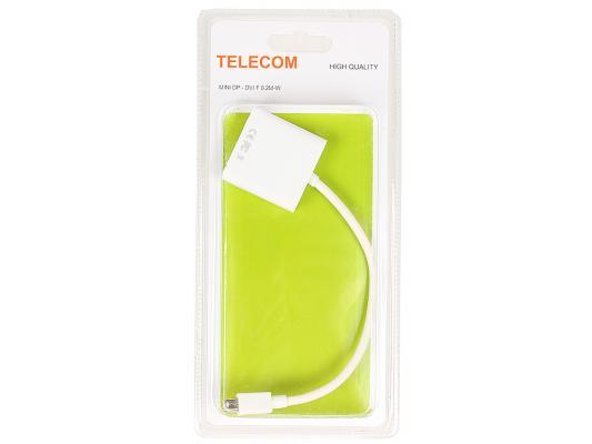 Фото - Кабель-переходник VCOM Telecom Mini DisplayPort - DVI TA6050 переходник