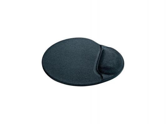 Коврик для мыши Buro BU-GEL 230х205х25мм гелевый голубой