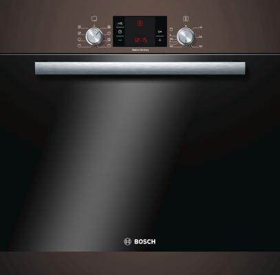 Электрический шкаф Bosch HBA23S140R коричневый электрический шкаф bosch hba23rn61 черный