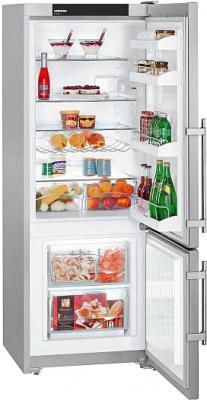 Холодильник Liebherr CUPsl 2901 серебристый