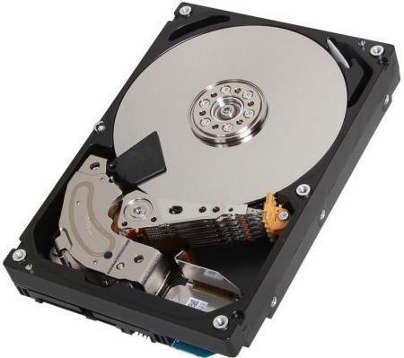 """Жесткий диск 3.5"""" 4Tb 7200rpm Toshiba SATAIII MG04ACA400A"""