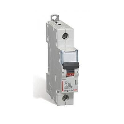 Автоматический выключатель Legrand DX3 10kA/16kA тип C 1П 16А 409114 назаренко дарья путешествуй с удовольствием том 15 шри ланка