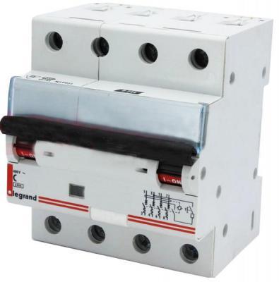 Автоматический выключатель Legrand TX3 6000 тип C 4П 32А 404073