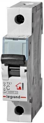Автоматический выключатель Legrand TX3 6/10kA тип C 1П 25А 403918
