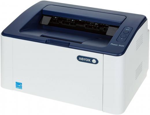 Принтер Xerox Phaser 3020V/BI ч/б A4 20ppm 1200x1200dpi Wi-Fi USB