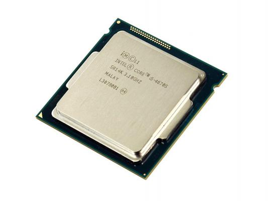 Процессор Intel Core i5-4670S 3.1GHz 6Mb Socket 1150 OEM
