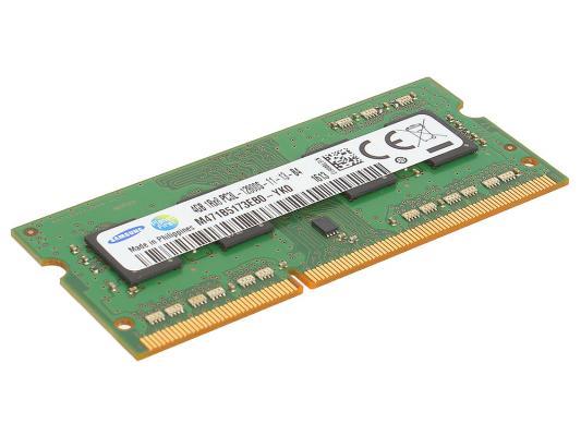 Оперативная память для ноутбуков SO-DDR3 4Gb PC12800 1600MHz Samsung Original M471B5173EB0-YK0
