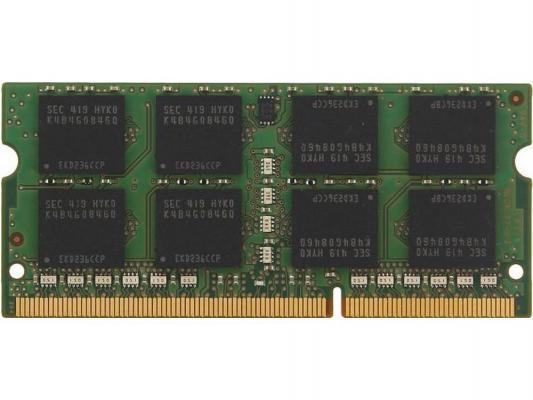Оперативная память для ноутбуков SO-DDR3 8Gb PC12800 1600MHz Samsung Original