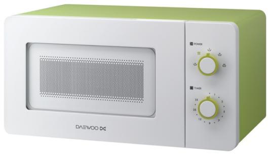 СВЧ DAEWOO KOR-5A17 500 Вт зеленый