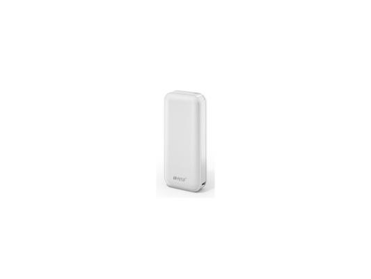 Портативное зарядное устройство HIPER Power Bank SP5000 5000мАч белый портативное зарядное устройство hiper power bank sps6500 6500мач черный