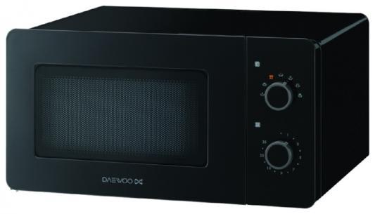 СВЧ DAEWOO KOR-5A17B 500 Вт чёрный