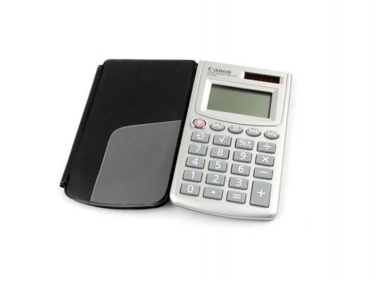 Калькулятор Canon LS-270H 8 разрядов серый