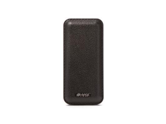 Портативное зарядное устройство HIPER Power Bank SP5000 5000мАч черный устройство зарядное акб smart power sp 4n 12в 4а 9 стадий