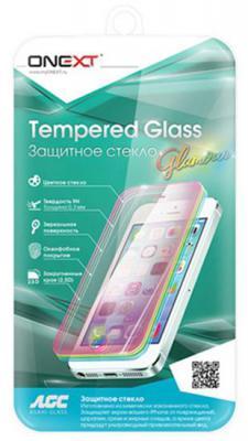 Защитное стекло прозрачная Onext 40744 для iPhone 5S iPhone 5C iPhone 5 0.3 мм