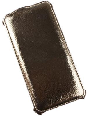 Чехол (флип-кейс) LP R0007559 для iPhone 6 золотой