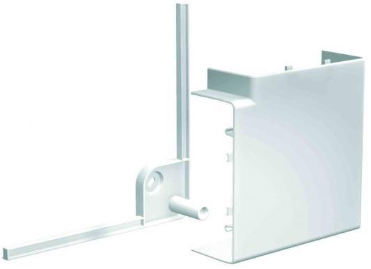 Угол короба Schneider Electric OptiLine плоский 75х55мм ISM10103