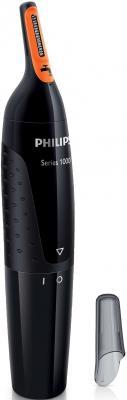 Триммер Philips NT1150/10 чёрный триммер philips nt3160 10