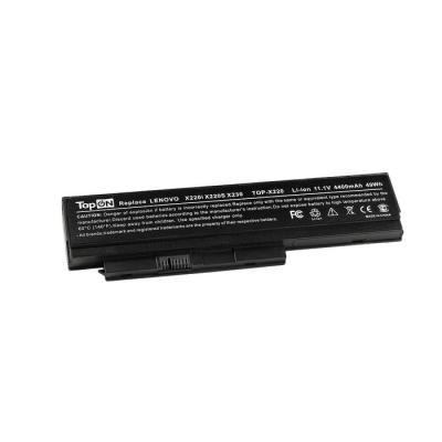 Аккумуляторная батарея TopON TOP-X220 4400мАч для ноутбуков IBM Lenovo ThinkPad X220 X220i X220s X230 термос bohmann bh 4206