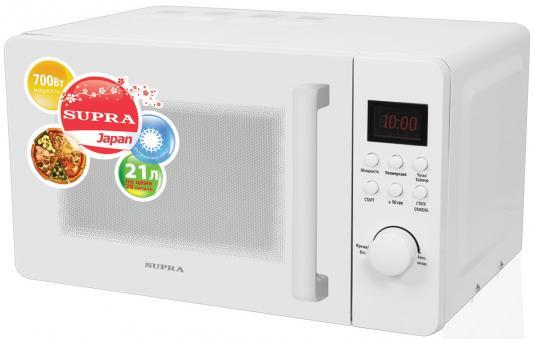 СВЧ Supra MWS-2103TW 21 л белый