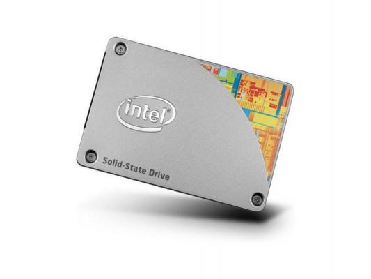 "SSD Твердотельный накопитель 2.5"" 360Gb Intel  SSD 535 Series Read 540Mb/s Write 490Mb/s SATAIII SSDSC2BW360H601 939479"