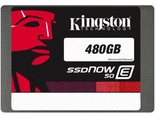 "Жесткий диск SSD 2.5"" 480Gb Kingston SATAIII SE50S37/480G"