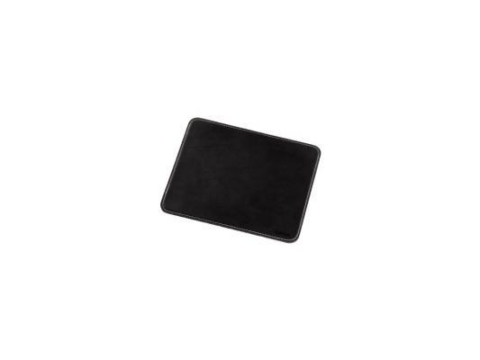 Коврик для мыши Hama H-54745 Leather Look кожа черный
