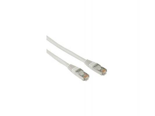 Патч-корд 5E категории Hama H-30623 UTP серый 15.0м