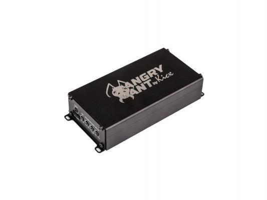 Усилитель звука Kicx Angry Ant mono 1-канальный 1x175 Вт усилитель звука kicx sp 4 80ab 4 канальный 4x80 вт