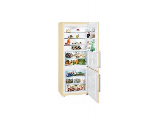 Холодильник Liebherr CBNPbe 5156 бежевый cover cover pl44027 06