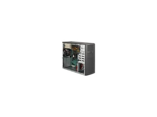 Серверный корпус E-ATX Supermicro CSE-732I-R500B 500 Вт чёрный
