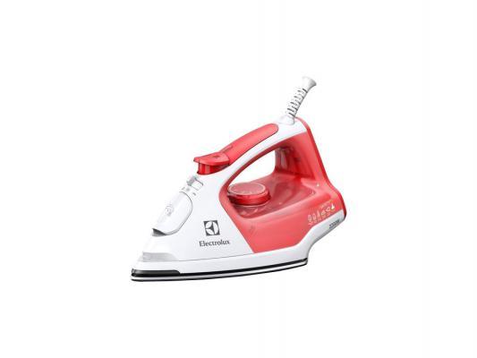 Утюг Electrolux EDB5210 2200Вт белый красный