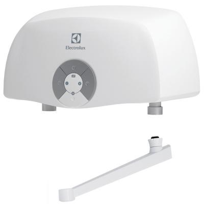 Водонагреватель проточный Electrolux Smartfix 2.0 T 3.5 белый