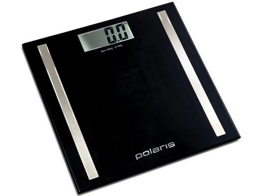 Весы напольные Polaris PWS 1827D чёрный