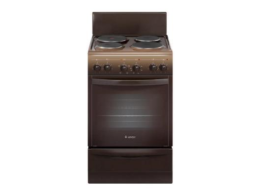 Электрическая плита Gefest 5140-01 0036 коричневый