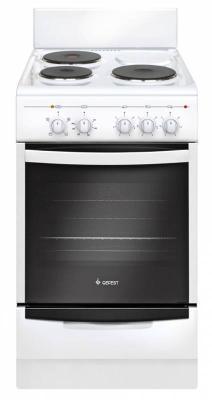 Электрическая плита Gefest 5140-00 0031 белый электрическая плита gefest 5140 01 белый