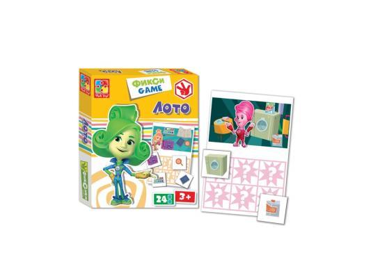 Настольная игра Vladi toys лото Фиксики VT2107-03 desperado