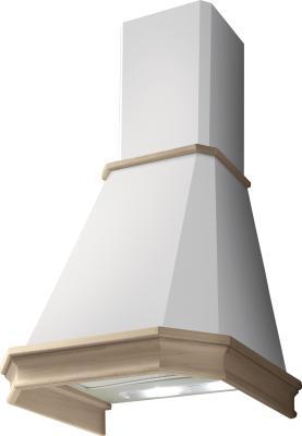 Вытяжка купольная Elica EMERALD GO/A/60 T.GREZZO белый