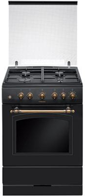 Газовая плита Hansa FCGA62109 черный цена и фото