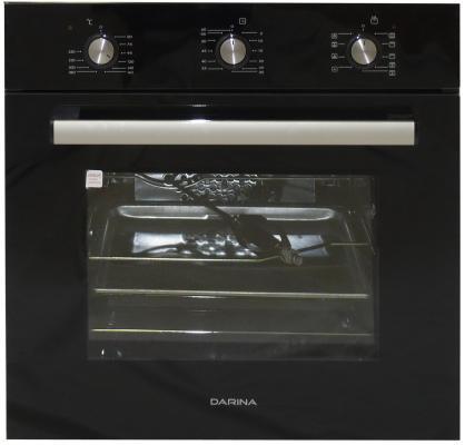 Электрический шкаф Darina 1V5 BDE111 705 B черный